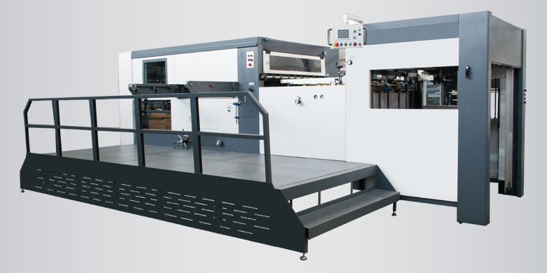 Automatic Die Cutting Machine For Paper Box Creasing